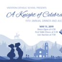 Save the Dates - A Knight of Celebration
