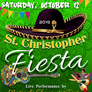 Parish Fiesta! Save the Date: October 12