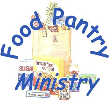 Thank you, Mary's Pantry Ministry