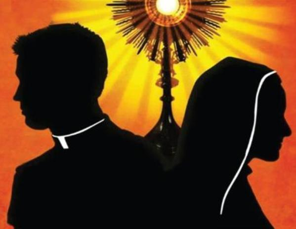 We Support Vocations to the Priesthood and Religious lives