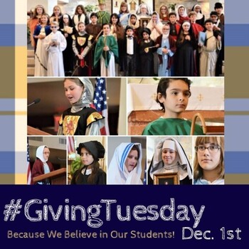 Giving Tuesday on the Horizon