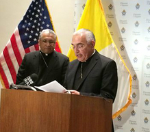 Bishop Vásquez' statement on Supreme Court ruling on same-sex marriage