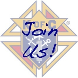 Join the Knights of Columbus Today