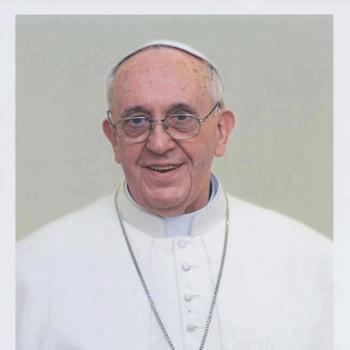 His Holiness, Pope Francis