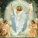Alleluia - He is Risen! Join us in celebration of Easter Mass.