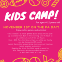 Kid's PA Day Camp @ Regiopolis Notre Dame
