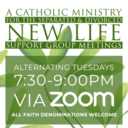 New Life Group Meeting (Zoom)