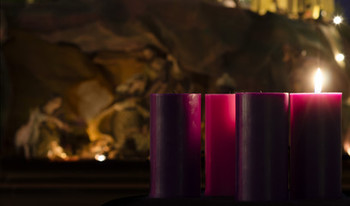 "Advent Supper & Evening of Reflection: ""A God Who Dwells With Us And Longs For Us"""