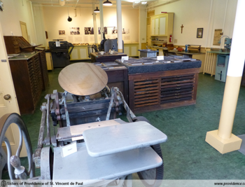 Open House: Printing Room Museum