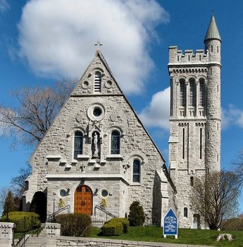 The Future of the Church of the Good Thief Property in Kingston