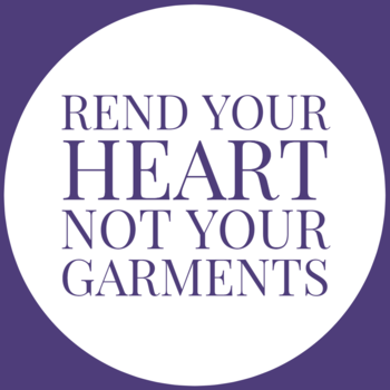 "Lenten Guided Retreat: ""Rend Your Hearts, Not Your Clothing"""