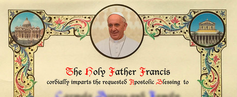 Papal Blessings