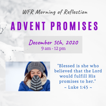 Morning of Reflection Advent Promises