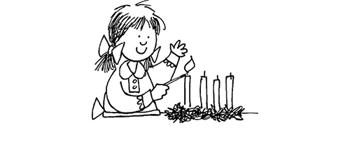 Advent Resources for  <br />Youth & Families