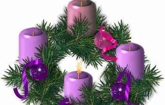 Blessing the  <br />Advent Wreath