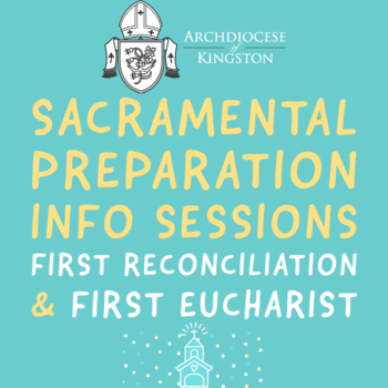 Sacramental Preparation: First Eucharist and Reconciliation