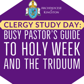 Clergy Study Day