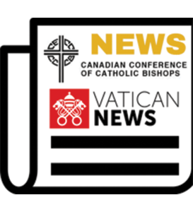 News from the Vatican and CCCB