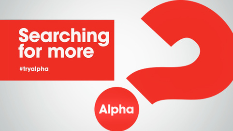 Searching for more? #tryalpha