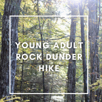 Young Adult Rock Dunder Hike
