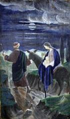 A Virtual Weekend Guided Retreat (Advent: The Way to Bethlehem) by Providence Spirituality Centre