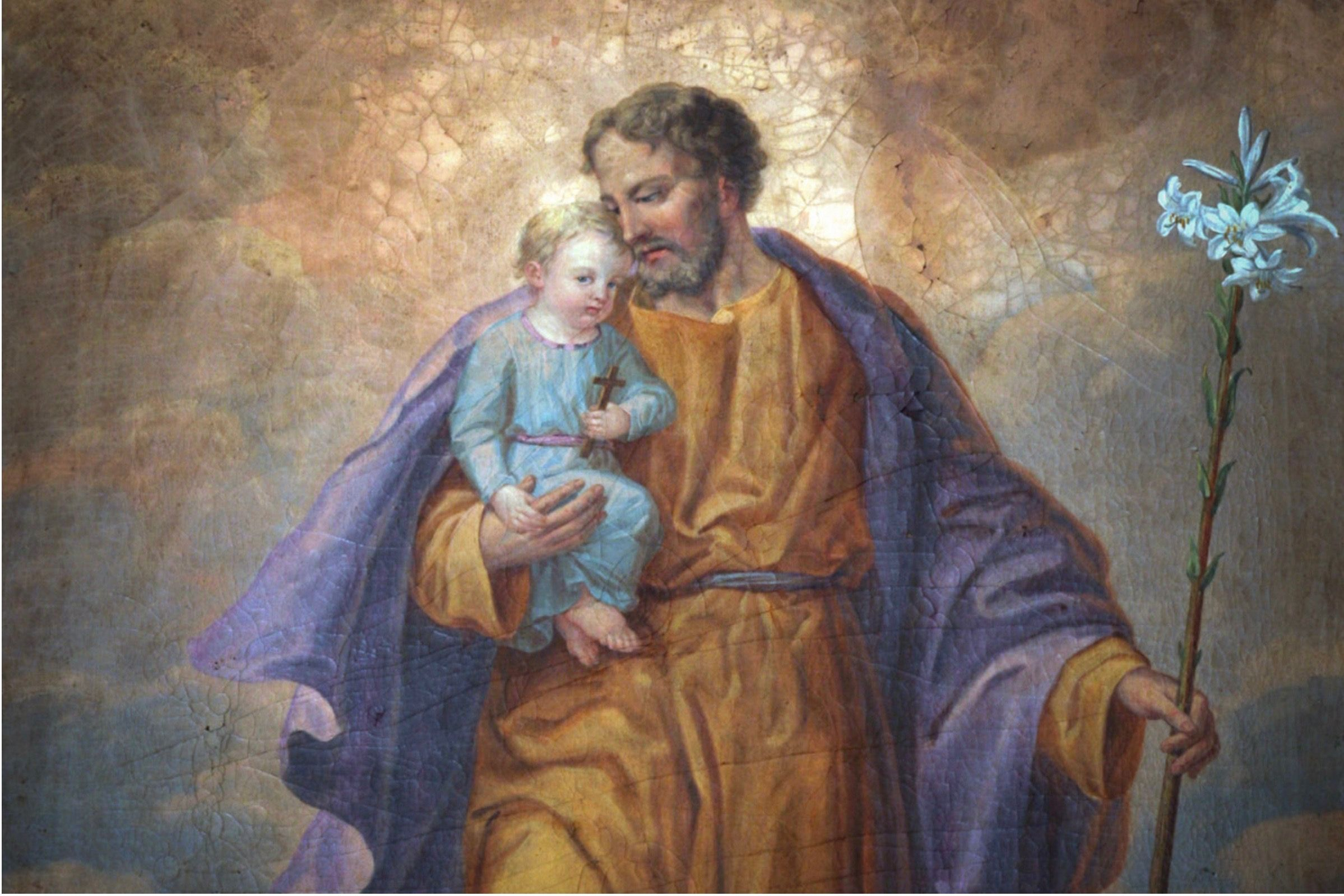 Prayer of Consecration to St. Joseph