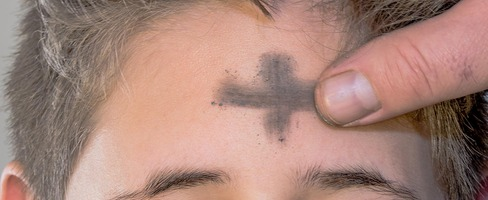 Why do we receive Ashes  <br />as Lent Begins?