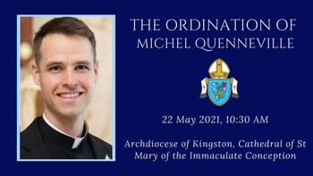 The Ordination of Michel Quenneville