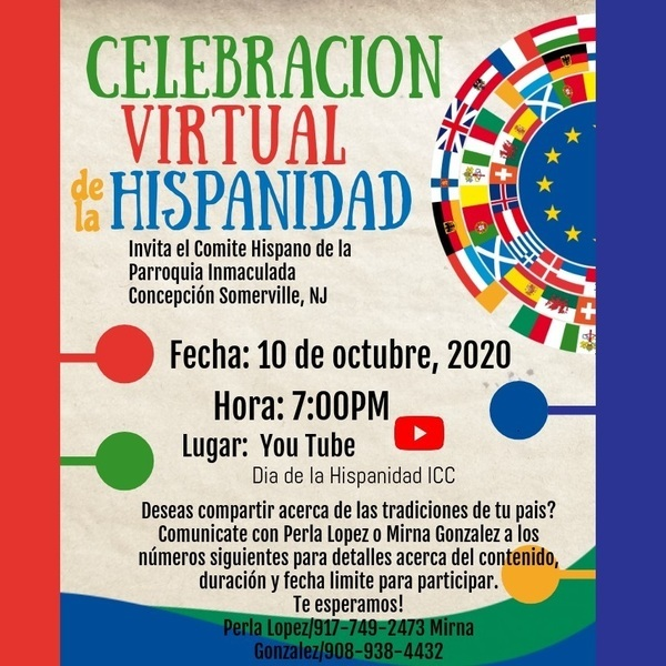 Celebracion Virtual De La Hispanidad