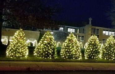 Annual Christmas Tree Lighting, Saturday, Dec 12th after 5:00pm Mass.