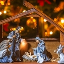 Nativity Scene Is an Instrument of Faith