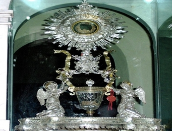The True Presence: Eucharistic Miracles