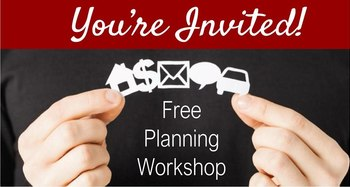 Purple Shield free planning workshop