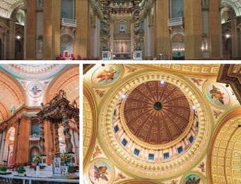 Montreal's Masterpiece for Mary: Cathedral-Basilica Tribute to the Queen of the World