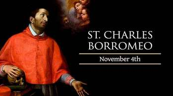 Daily Mass (Memorial of Saint Charles Borromeo)
