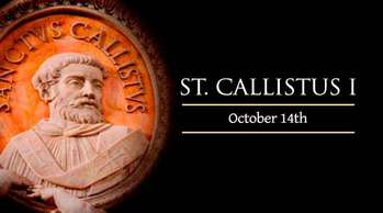 Daily Mass (Fr. Lalo at Priestly Convocation after Mass) Optional Memorial of St Callistus I, Pope