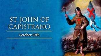 Daily Mass (Optional Memorial of St John Capistrano)