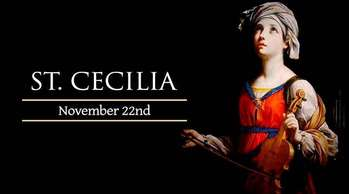 Daily Mass (Memorial of Saint Cecilia)
