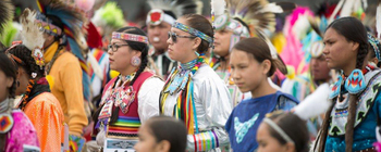 Native American School Mass
