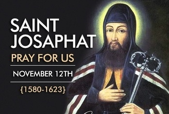 Daily Mass (Memorial of Saint Josaphat)