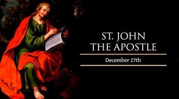 Daily Mass Feast of St John the Apostle