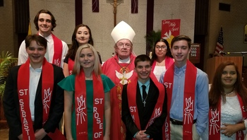 Congratulations to the Newly Confirmed
