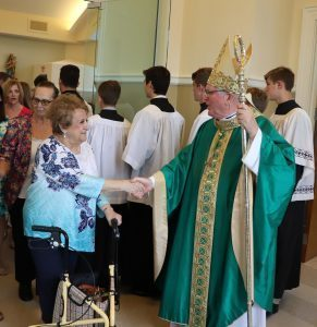 Grandparents Mass