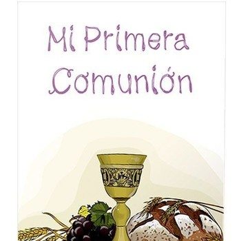 First Communion in Spanish (Library)