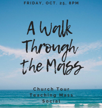 A Walk Through the Mass