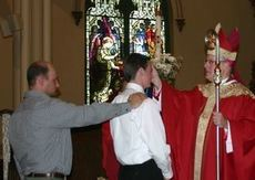 Celebration of Confirmation-Spencer
