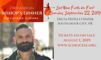 23rd Annual Bishop's Dinner