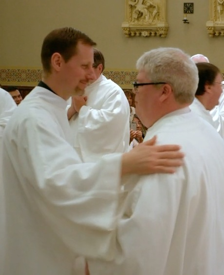 Support our Priests & Deacons