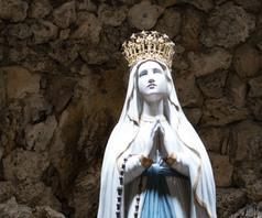 To our Lady for Vocations