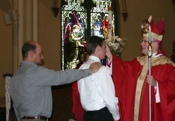 Celebration of Confirmation-Hawarden